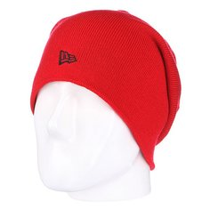 Шапка носок Grenade New Era Stenz Sloucher Red