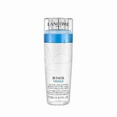 LANCOME Двухфазное средство для снятия макияжа с кожи лица Bi-Facil Visage 200 мл