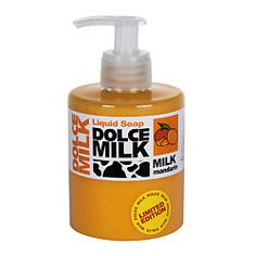 DOLCE MILK Жидкое мыло Молоко и мандарин 300 мл