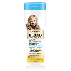KERANOVE Гель для волос тонирующий Blond Vacances 190 мл