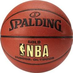 Баскетбольный Мяч Spalding Gold, P7