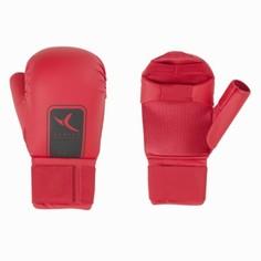 Перчатки Для Карате - Красные Domyos