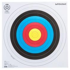 Мишень Archery - 40x40 Geologic