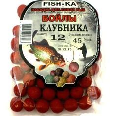 Бойлы Fishka Клубника LLC Russ