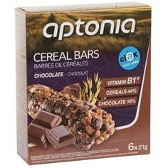 Злаковые Батончики 6 X 21 Г - Шоколад Aptonia
