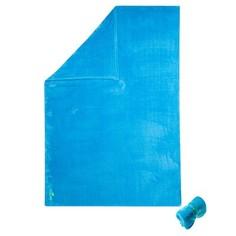 Ультрамягкое Полотенце Из Микрофибры, Размер L: 80 X 130 См - Синий China Nabaiji