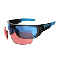Солнцезащ. Лыжные Очки Skiing 900 Взр. Со Сменными Линзами Кат. 4+2 Wedze
