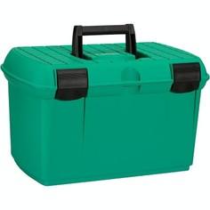 Ящик Для Щеток Gb500 - Зелёный/чёрный Fouganza