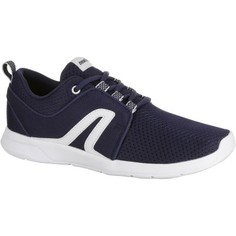 Мужская Обувь Для Спортивной Ходьбы С Сетчатым Верхом Soft 140 - Синяя/белая Newfeel