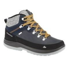 Ботинки Для Зимних Походов Мужские Sh50 Quechua