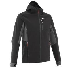 Мужская Куртка Для Треккинга Из Материала Софтшелл Windwarm 500 Quechua