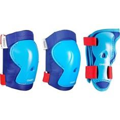 Детский Комплект Из 3 Элементов Защиты Для Роликов, Скейтборда Или Самоката Play Oxelo