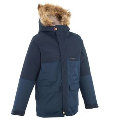 Водонепроницаемая Теплая Куртка Для Походов Xx Warm Для Мальчиков Quechua