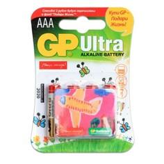 Элементы Питания Ultra 4*aaa GP