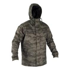 Камуфляжная Охотничья Куртка Sibir 100 Halftone Solognac