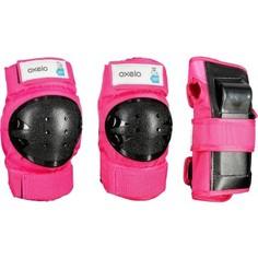 Детский Комплект Из 3 Эл-тов Защиты Для Роликов, Скейтборда Или Самоката Basic Oxelo