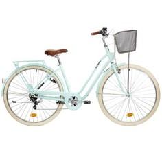 Городской Велосипед С Низкой Рамой Elops 520 Btwin