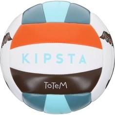 Мяч Для Пляжного Мини-волейбола Rio Totem Grand Nord - Цветной Kipsta