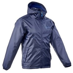 Мужская Куртка-дождевик Rain-cut Quechua