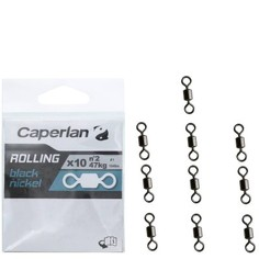 Вертлюжок Rolling Nickel X10 Caperlan
