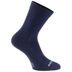 Высокие Взрослые Спортивные Носки Rs 160 Х 1 Artengo