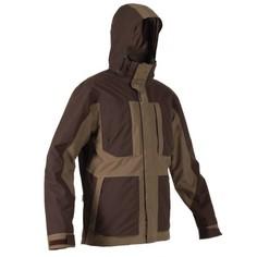 Водонепроницаемая Куртка Для Охоты Renfort 500 Solognac