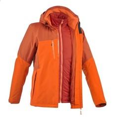 Мужская Куртка Для Треккинга Rainwarm 500 3 В 1 Quechua