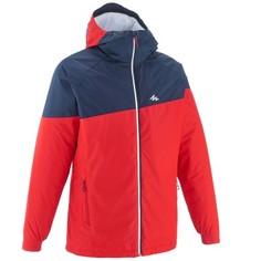 Мужская Утепленная Куртка Для Беговых Лыж Nordic Quechua
