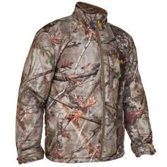Мужская Камуфляжная Куртка Для Охоты Actikam 500 Solognac