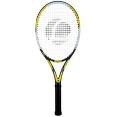Взрослая Теннисная Ракетка Tr530 - Черный/желтый Artengo