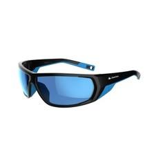 Солнцезащитные Лыжные Очки Skiing 700, Взр., Кат. 4 - Черные/синие Quechua