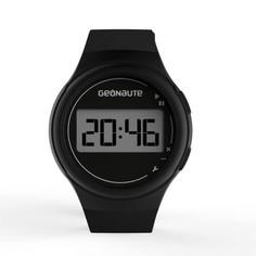 Часы Спортивные Цифровые С Таймером W100 M Муж. - Чёрные Geonaute