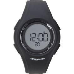 Часы Спортивные С Таймером W200 M - Чёрные Geonaute