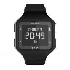 Часы Спортивные С Таймером W500+ M Swip Муж. - Чёрные Geonaute