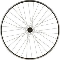 Заднее Колесо Для Дорожного Велосипеда 700 С Резьбовым Креплением Черного Цвета Btwin