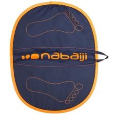 Коврик Для Ног - Синий/оранжевый Nabaiji