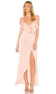 Макси платье gracie - Donna Mizani
