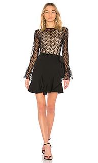 Платье с длинным рукавом - GOEN.J