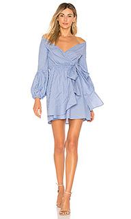 Платье с открытыми плечами jada - LIKELY