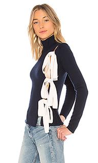 Платье с воротником-водолазка 507 - LPA