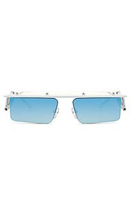 Солнцезащитные очки x adam selman flex - Le Specs