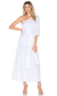 Платье с одним плечом sam - Mara Hoffman