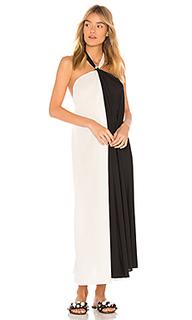 Длинное платье lucille - Mara Hoffman