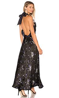 Платье без рукавов violet - Rebecca Taylor