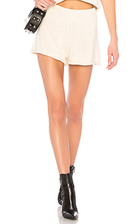 Open stitch shorts - T by Alexander Wang