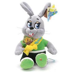 """Мягкая игрушка Мульти-Пульти """"Ну, погоди! Заяц"""", 25 см звук"""