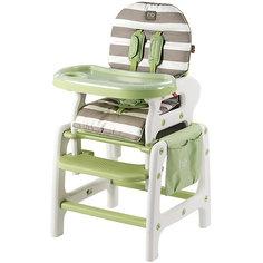 Стульчик-трансформер Oliver, Happy Baby, зеленый