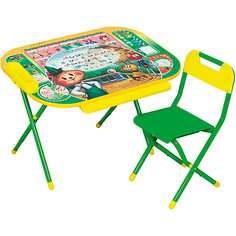 """Набор мебели Дошколёнок """"Чиполлино"""", Дэми, зеленый"""