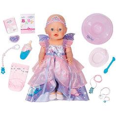 """Интерактивная кукла Zapf Creation """"Baby Born"""" Волшебница, 43 см"""