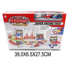 """Парковка Shantou Gepai """"Городские гонки"""" 3 уровня"""